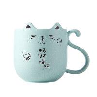 【新品特惠】卡通可爱猫漱口杯创意儿童刷牙杯 塑料牙缸杯子牙刷杯洗漱杯