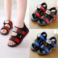 童鞋男童凉鞋夏季儿童凉鞋中大童宝宝学生沙滩鞋