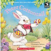 Peter Cottontail (Book+CD)兔子彼得 ISBN 9780545052481
