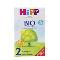 【当当海外购】德国进口 Hipp Bio喜宝 有机婴幼儿营养配方奶粉 2段 (6-10个月宝宝)800g