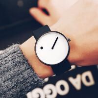 创意手表概念个性设计时尚潮流学生极简约男女石英腕表
