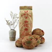 【六条 30沱茶】2005年改版前 下关甲级沱茶 标志烟味 生茶