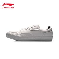 李宁休闲鞋男鞋2020新款休闲板鞋男士鞋子低帮运动鞋AGCQ155
