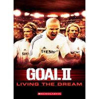 原版学乐分级读物中学阶段1级一球成名2:梦想成真(简写版) Scholastic Level 1 Goal ! 2