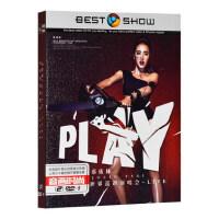 正版JOLIN蔡依林DVD光盘 play+myself世界巡回演唱会 汽车载DVD碟