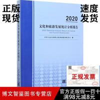 2020文化和旅游发展统计分析报告