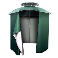 20180922000255264 钓鱼伞户外2.2米万向围裙布折叠垂防晒风雨遮阳渔具用品
