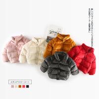 宝宝面包0-3岁2017秋冬新品外套上衣婴幼儿纯色立领棉衣