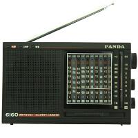 【当当自营】 熊猫/PANDA 6160 全波段收音机二次变频半导体指针便携式收音机