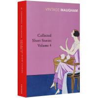 Collected Short Stories Volume 4 英文原版小说 毛姆短篇故事集 英文版原版 现货正版进