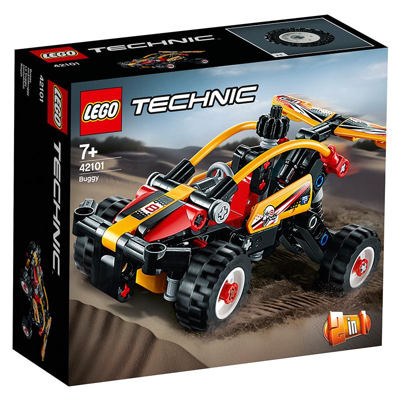 【当当自营】LEGO乐高积木 机械组Technic系列42101 沙滩越野车7岁+ 儿童玩具 男孩女孩 新年生日礼物 2020年1月上新