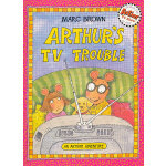 Arthur's TV Trouble(An Arthur Adventure) 亚瑟小子的电视大麻烦 ISBN 9780316110471