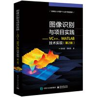 图像识别与项目实践――VC++、MATLAB技术实现(第2版)