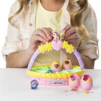 哈驰魔法蛋(HATCHIMALS)【第三季】新款神秘乐园场景玩具可孵化蛋女童玩具生日礼物