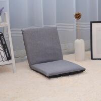 懒人沙发榻榻米可折叠单人小沙发床上靠背椅阳台飘窗折叠垫沙发椅l
