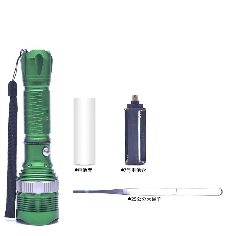 紫外线双光源变焦充电手电筒抓捉蝎子紫光灯亮强光照捕蝎灯Z 发货周期:一般在付款后2-90天左右发货,具体发货时间请以与客服协商的时间为准