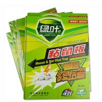 5片装绿叶粘鼠板超强力粘板抓老鼠贴板