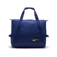 Nike 耐克 BA5421 球迷纪念款 巴萨 巴塞罗那 男女足球训练单肩手拎桶包 旅行健身单肩包