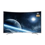 Haier/ 海尔 [官方直营] 模卡55英寸安卓智能曲面电视 55Q3M 三星液晶屏 64位高速处理器 安卓4.4系统