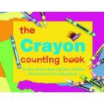 【预订】The Crayon Counting Book