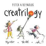 【预订】Peter Reynolds Creatrilogy Box Set (Dot, Ish, Sky Color
