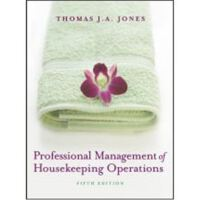 Professional Management of Housekeeping Operations,Professio