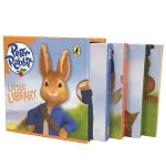 现货正版 彼得兔动画 小小图书馆 英文原版 Peter Rabbit Animation: Little Librar