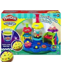 孩之宝 培乐多趣味烘焙工坊 彩泥套装橡皮泥 儿童玩具