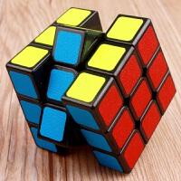 魔方三阶顺滑传奇3阶初学魔方儿童魔方益智玩具礼物 传奇三阶-黑底