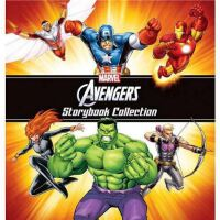 漫威 Avengers Storybook collection,Avengers Storybook collect