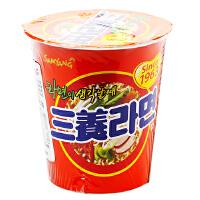 [当当自营] 韩国进口 三养拉面杯面 65g