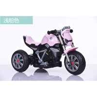 儿童车电动摩托车三轮车宝宝车子1-3-5岁小孩玩具可坐人童车充电