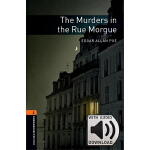 Oxford Bookworms Library: Level 2: The Murders in the Rue M