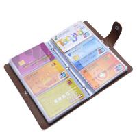韩版名片夹 大容量名片包 多卡位卡包女 新款男卡包长款女卡