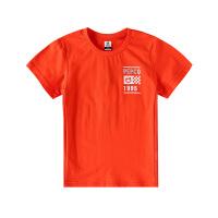 【2件5.5折到手价:54】小猪班纳童装男童短袖t恤纯棉中大童儿童夏装新款圆领上衣韩版