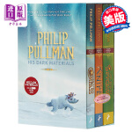 His Dark Materials Trilogy 黑暗物质三部曲 英文原版 元素