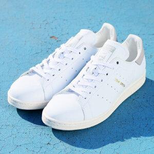 正品Adidas/阿迪达斯stan smith白尾字母男女板鞋休闲S75075