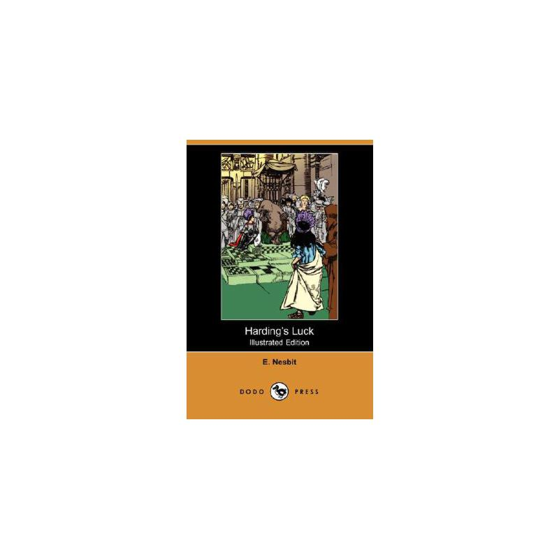 【预订】Harding's Luck (Illustrated Edition) (Dodo Press) 预订商品,需要1-3个月发货,非质量问题不接受退换货。