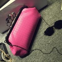 艾迪猫包包新款手拿包戒指包流行欧美女包小包链条斜挎包潮