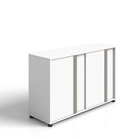 办公家具文件柜矮柜储物柜资料柜档案柜木质公共空间办公柜 16mm