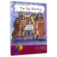 �I航船 培生英�Z分��L本 4-2 The Spy Meeting