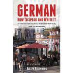【预订】German How to Speak and Write It