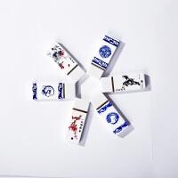中国风U盘 8GB青花瓷upan创意优盘 企业公司商务礼品定制logo包邮