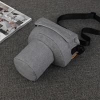 猪头包佳能尼康单反相机包便携6D2 5D3 5D4 D750D810内胆包保护套