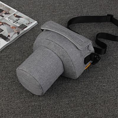 猪头包佳能尼康单反相机包便携6D2 5D3 5D4 D750D810内胆包保护套 发货周期:一般在付款后2-90天左右发货,具体发货时间请以与客服协商的时间为准