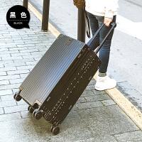 铝框拉杆箱24行李箱万向轮20旅行箱硬箱26寸密码皮箱包男女 20寸 标准登机