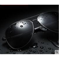 新款潮开车驾驶太阳镜 男士偏光墨镜司机眼镜 潮人蛤蟆近视眼镜