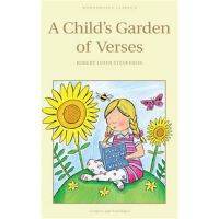 A Child's Garden of Verses (Wordsworth Chil,A Child's Garde