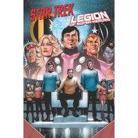 【预订】Star Trek / Legion of Super-Heroes