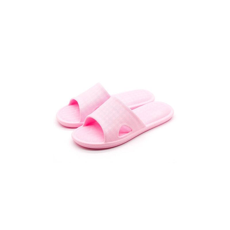 家居拖鞋女情侣室内家用防滑软底浴室一字拖男士凉拖